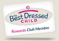 Best Dressed Child Rewards